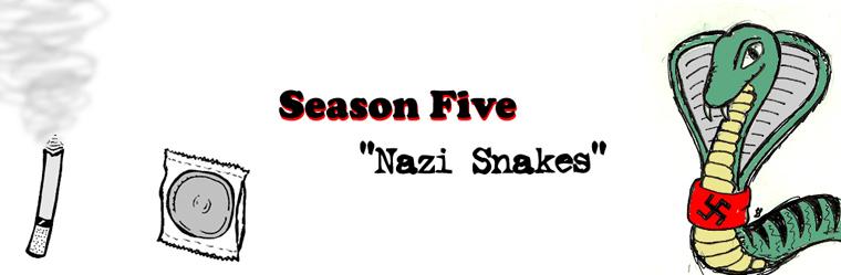 Nazi Snakes